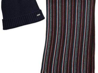7f03fed8d180 Coffret écharpe et Bonnet BOSS HUGO BOSS sur grande-marque.fr